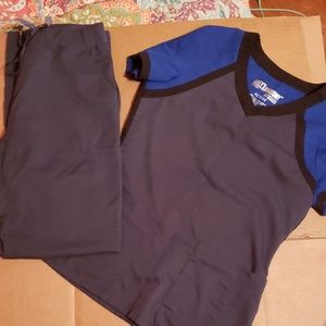 Womens scrub set